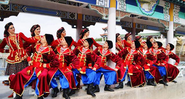 A Cerveteri, torna il festival della giovane cultura Russa