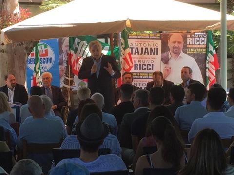 """Battilocchio: """"Appello ai cittadini di S. Marinella affinché si rechino alle urne a supporto di Bruno Ricci''"""