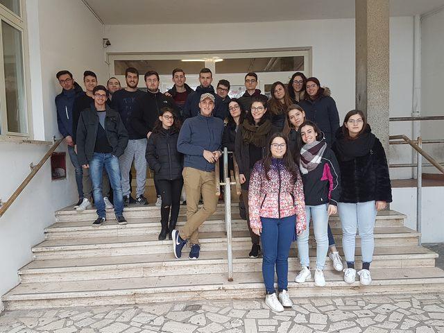 Sicurezza nei luoghi di lavoro: 27 studenti dell'Iis Cardarelli hanno ottenuto la certificazione