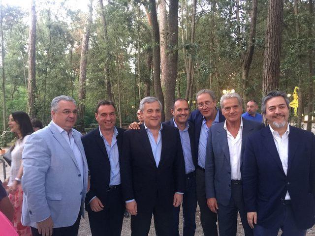 Tajani: ''Pieno sostegno a Tarquinia e Montalto''