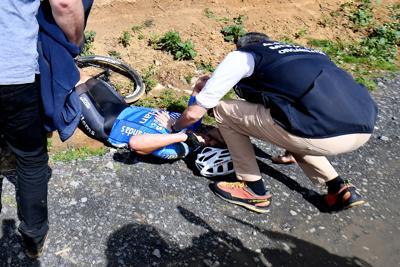 Dramma alla Parigi-Roubaix: morto Goolaerts