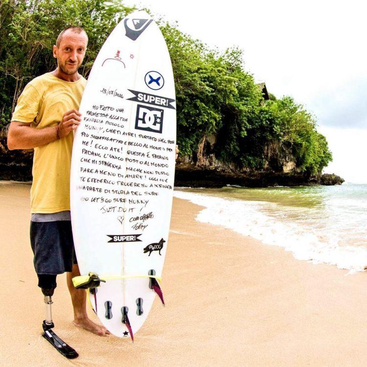 Stand We Surf, tutta la magia dello sport