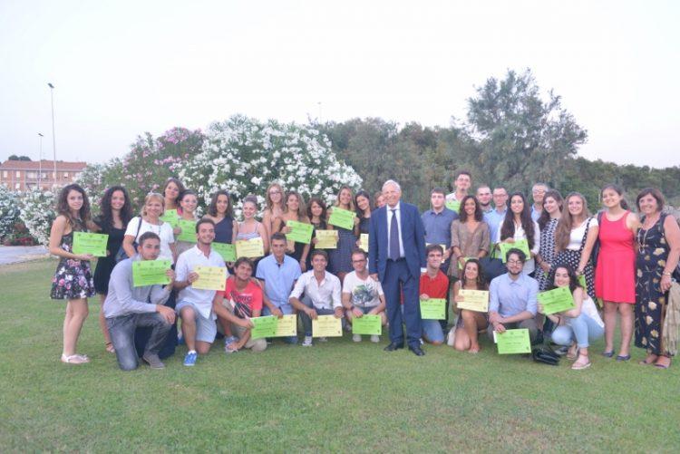 Festa del diploma: rinoscimenti per 50 studenti