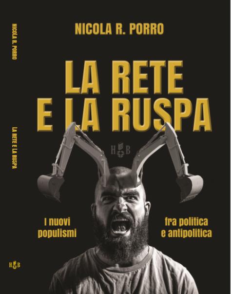 La rete e la ruspa, Porro presenta il suo nuovo libro