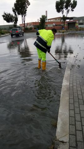 Primi diluvi. Solite conte dei danni