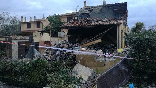 Esplosione in villa a Montalto, oggi la perizia dei consulenti tecnici