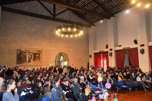 Il sindaco Mazzola alla ricorrenza del Giorno della Memoria organizzata da Semi di Pace