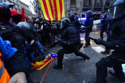 Puigdemont in carcere