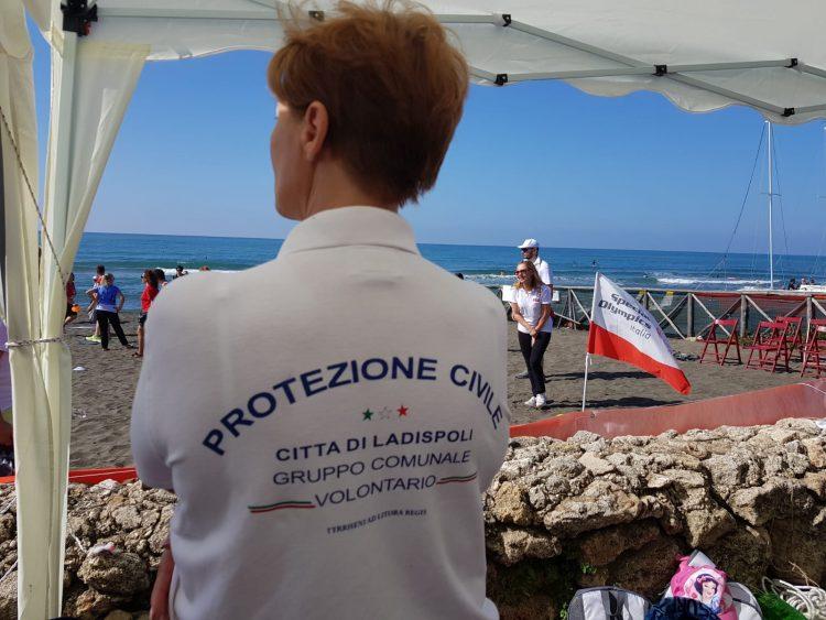 La Prociv allo special Olympics Italia
