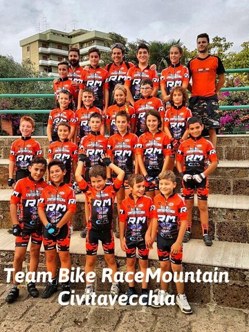 Team Bike settebellezze