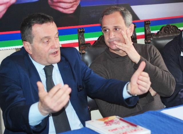"""Giro: """"Forza Italia ha sospeso Moscherini dall'incarico di delegato nazionale della portualità"""""""