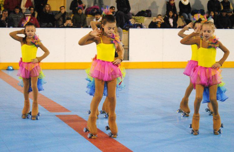 Le Roller Fairies danno spettacolo