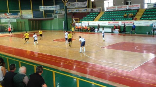 Goleada Td Santa Marinella: espugnato 8-3 il terreno del Valentia