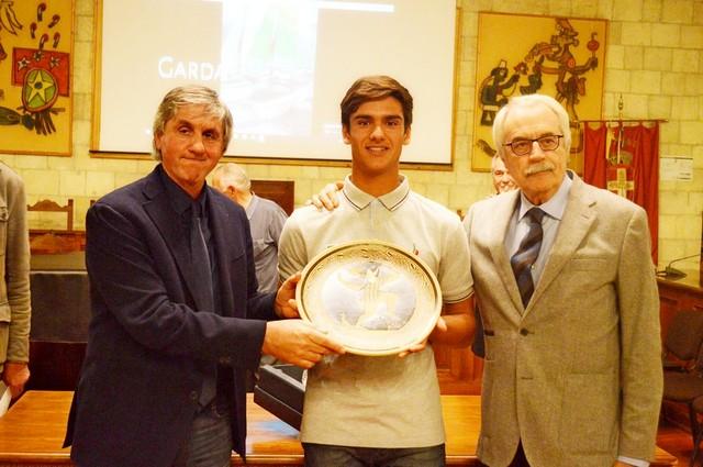 Il premio Angelo Jacopucci ad Alessandro Cesarini