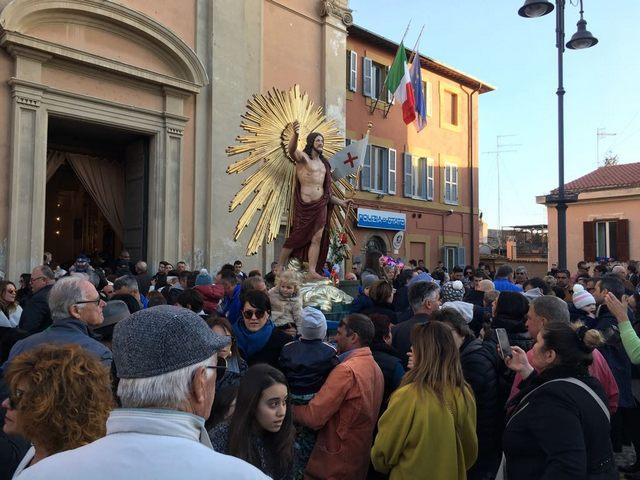 Weekend di Pasqua: boom di turisti a Tarquinia