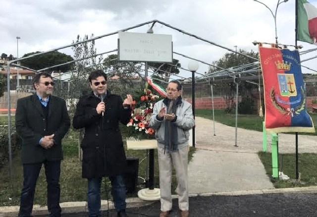 Martiri delle Foibe, ieri commemorazione a Santa Marinella