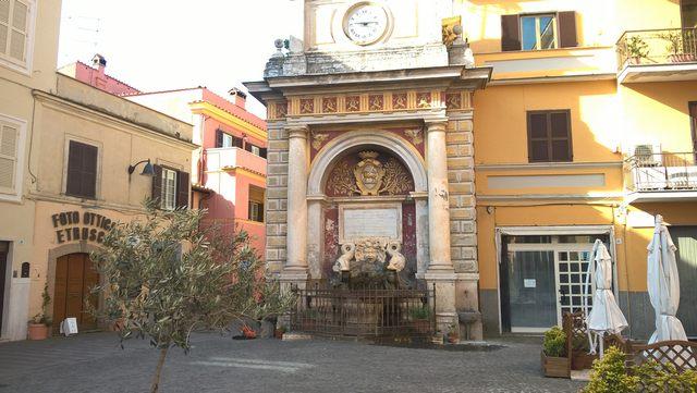 """Turismo e centro storico"""
