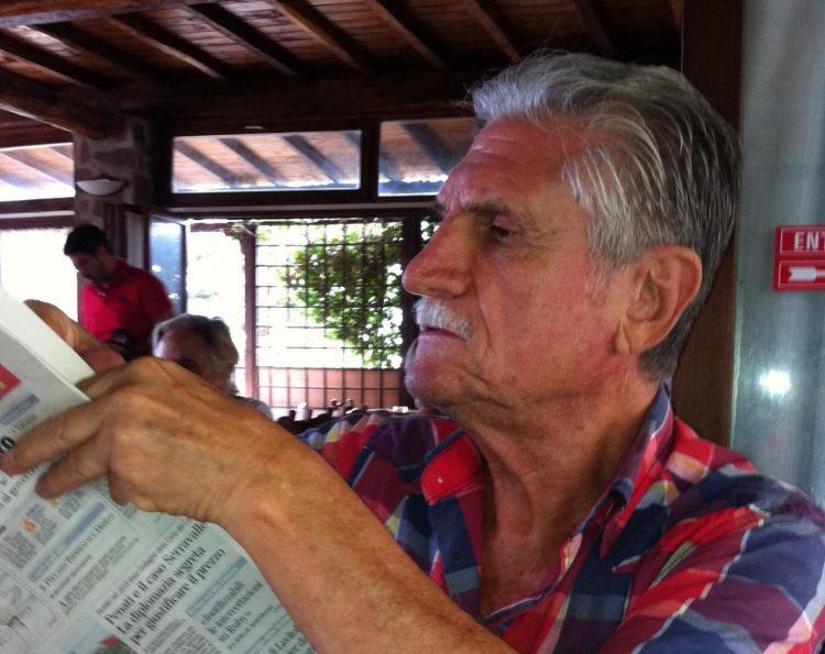 È morto Armando Roberto