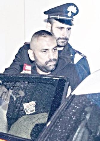 Roberto Spada trasferito in carceredi massima sicurezza
