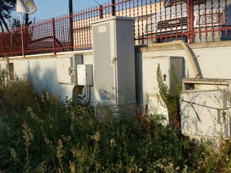 Zona industriale: è degrado
