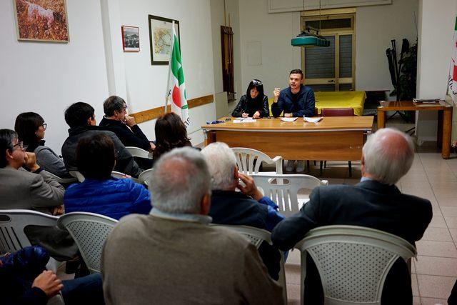 Pd: ''La grande fuga dal comune di Civitavecchia''