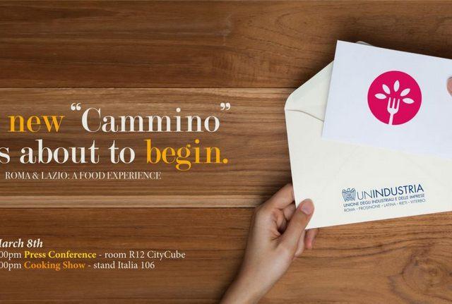 Turismo, Unindustria presenta a Berlino il progetto ''Cammino del cibo – Roma e Lazio: a food Experience''