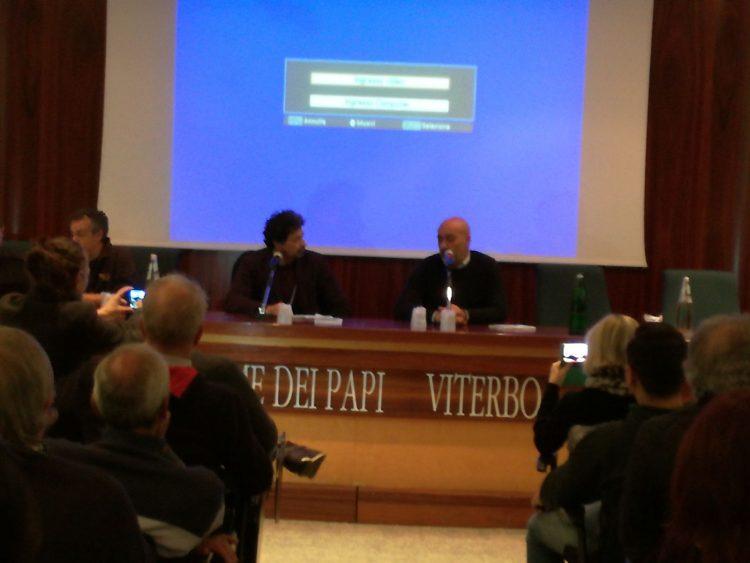 Il sindaco Pirozzi inizia la corsa alla Regione Lazio