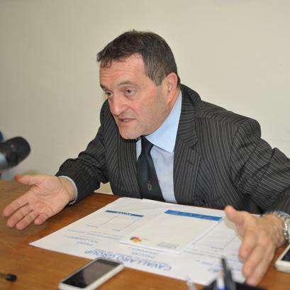 Moscherini: «Ho deciso di ricandidarmi»