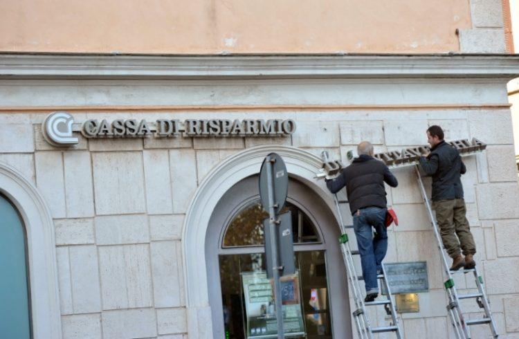 Si chiude un capitolo: scompare la Cassa di Risparmio di Civitavecchia