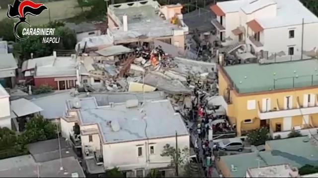Terremoto a Ischia: due morti