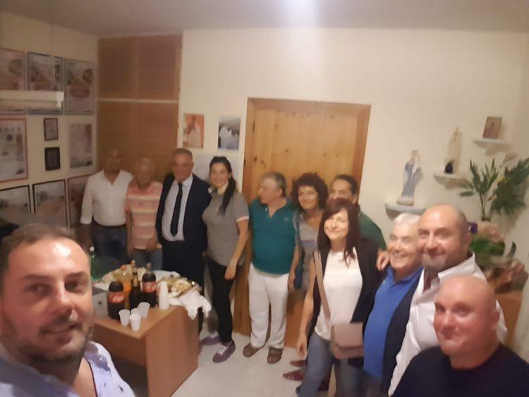 Il vicesindaco Pierpaolo Perretta entra in Fratelli d'Italia