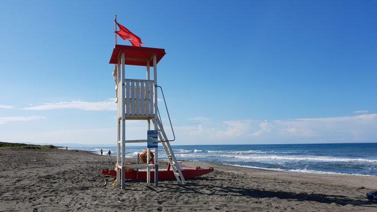 Mare più sicuro con il servizio di assistenza bagnanti sulle spiagge libere