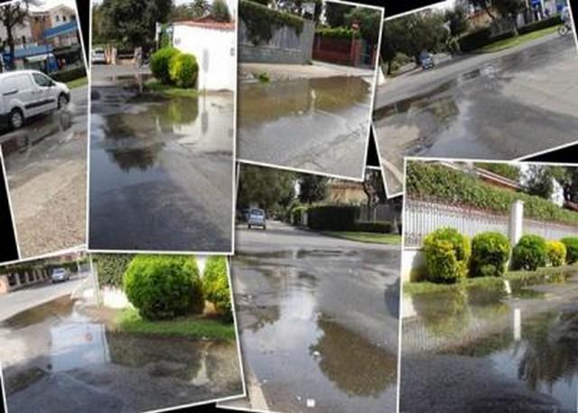 Fiumicino. Le ''cattive acque'' del Comune