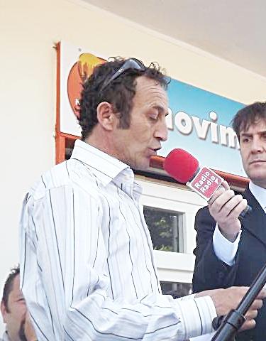 Fabrizio Pagliuca ''ambasciatore'' sul rischio idraulico