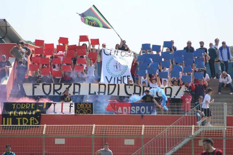 Malore durante la partita del Ladispoli, soccorso dai volontari della Prociv