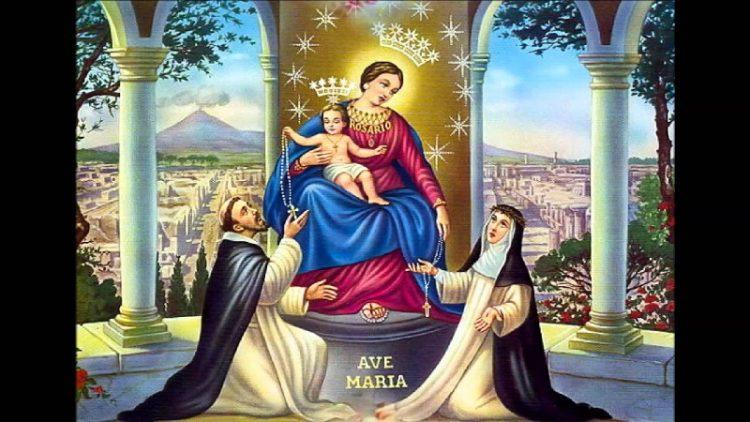 La Madonna del Rosario di Pompei ''Pellegrina'' nelle chiese di Tarquinia e Civitavecchia