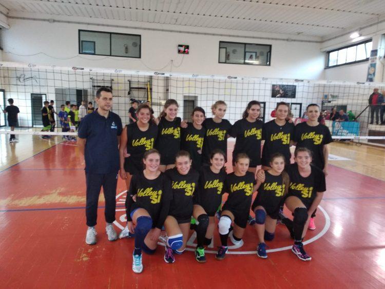VolleySì e Cv Volley-VBC iniziano la stagione più cariche che mai