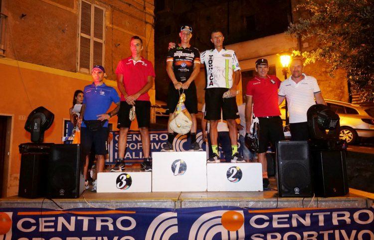 Mtb Santa Marinella: a podio Borgi, Stefanini e Belleggia