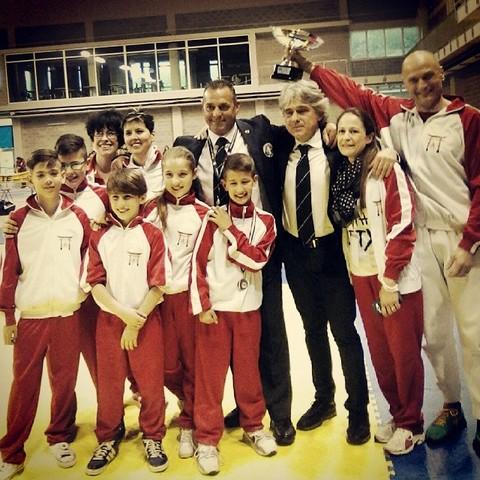 La Goshin Karate Dojo si laurea campione d'Italia