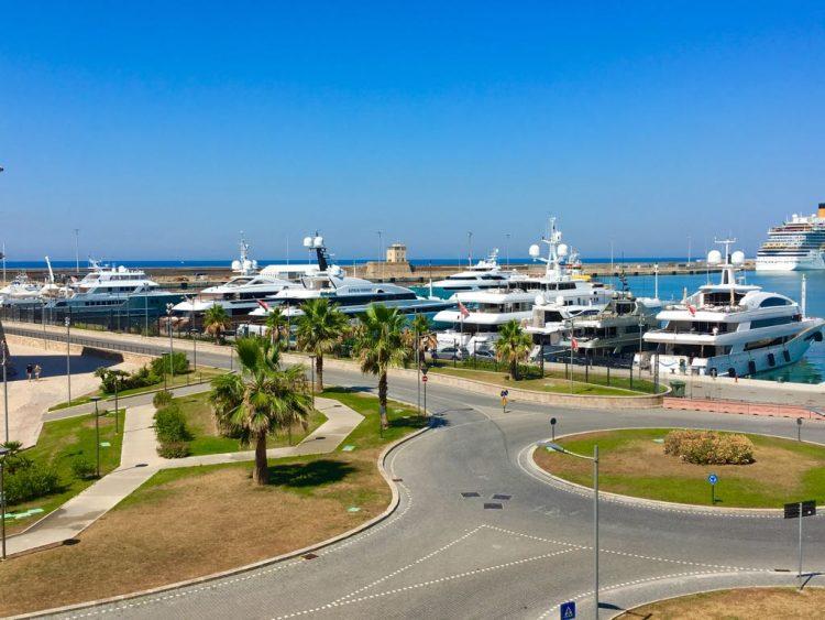 Marina Yachting: otto imbarcazioni in una sola giornata