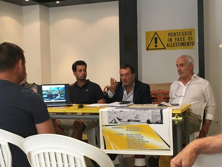 Moscherini: ''Un progetto articolato per rilanciare Tarquinia''