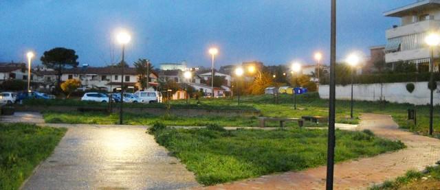 Al via il restyling di Parco Borsellino