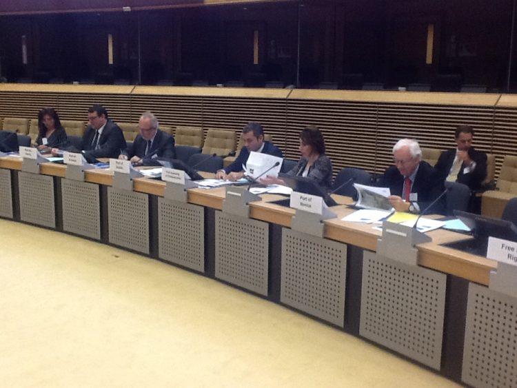 L'Europa per lo sviluppo dei porti: Monti a Bruxelles