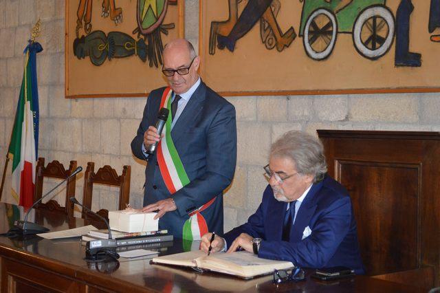 Il sindaco di Tarquinia incontra il prefetto D'Angelo: via alla sinergia tra livelli istituzionali