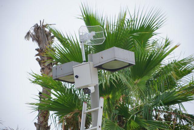 Lucernoni: ''Telecamere ora funzionanti''