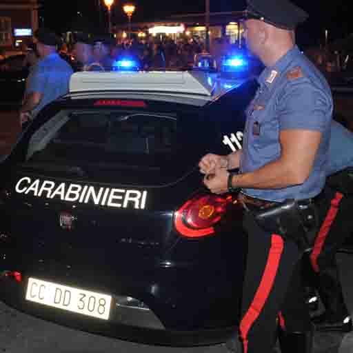 Furti a Tarquinia: ladri nella rete dei Cc