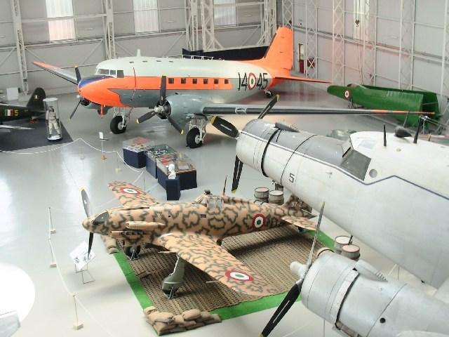 Afap, una visita al Museo dell'Aeronautica