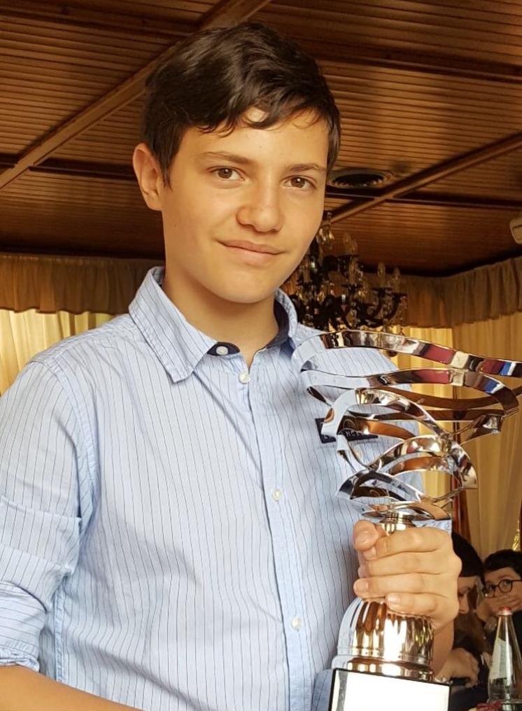 Giochi internazionali di Matematica: brilla anche Matteo Passacantilli