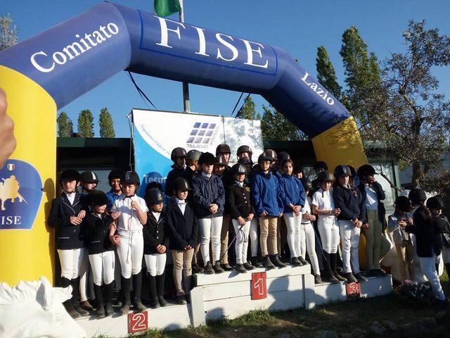 Di scena la seconda tappa del Circuito Pony Fise Lazio