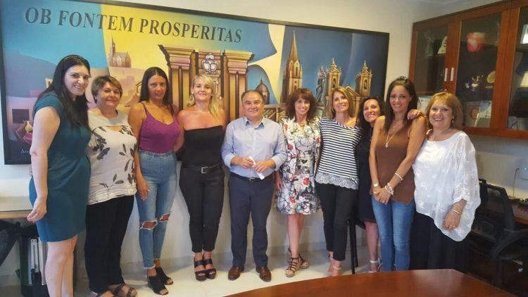 Una delegazione della Fidapa di Tolfa è sbarcata a Gozo